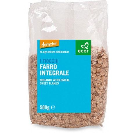 Wholemeal Spelt Flakes 500g