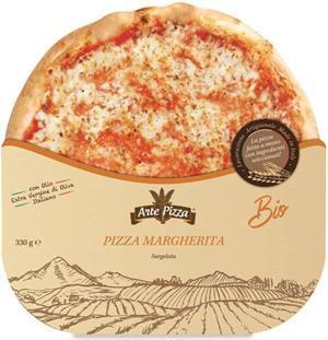 Frozen Pizza Margherita 330g