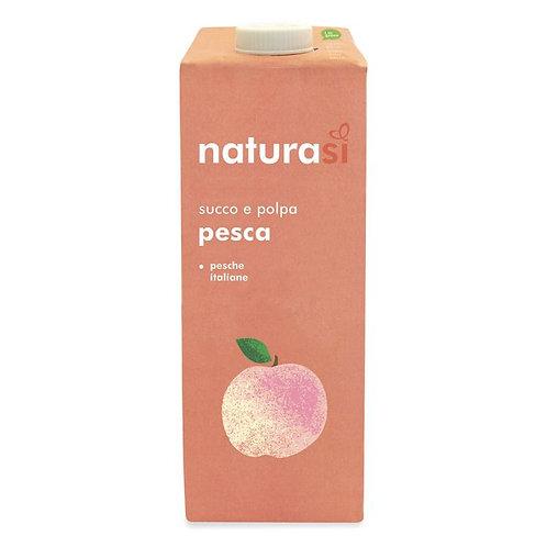 Peach Juice & Pulp 1L