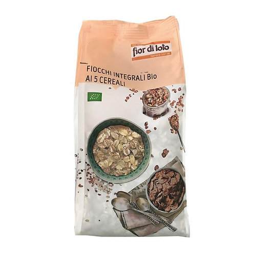 Wholemeal 5 Cereal Flakes 500g