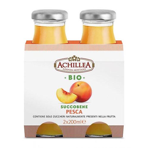 Peach Juice 2x200ml Achillea