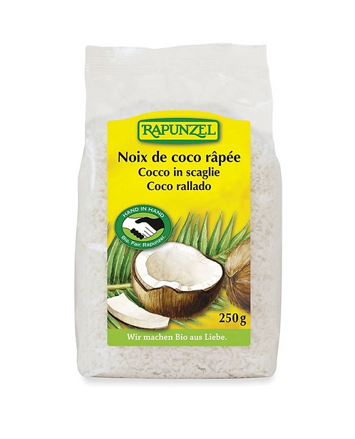 Shredded Coconut Rapunzel 250g