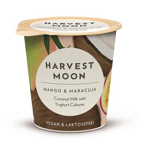 Coconut Mango & Passion Fruit Yogurt 125g Harvest Moon