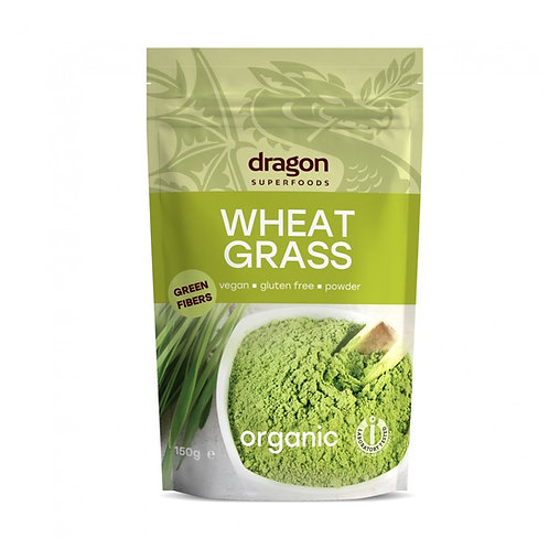 Organic Wheatgrass Powder 150g