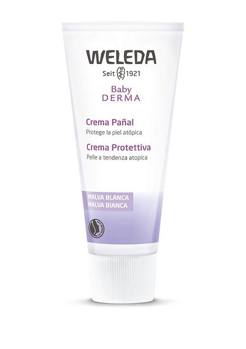 White Mallow Nappy Change Cream 50ml Weleda