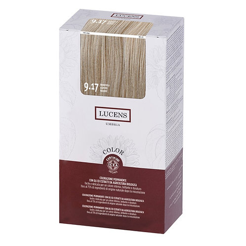 Tint Color 9.17 - Almond 145ml Lucens Umbria