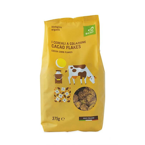 Cocoa Corn Flakes 375g Ecor
