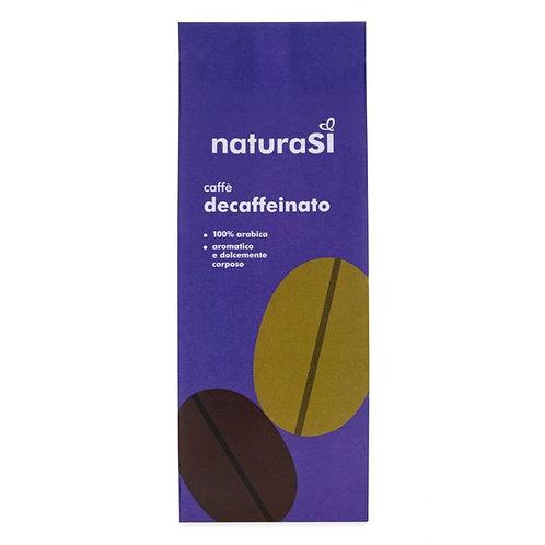 Ground Decaffeinated Arabica Coffee 250g NaturaSi