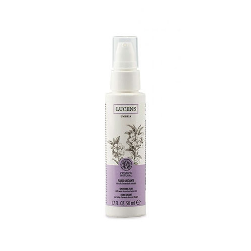 Smoothing Fluid with Sweet Almond & Argan Oils 50ml