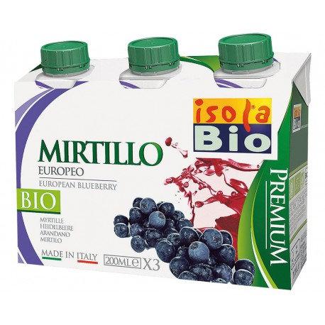Premium Blueberry Juice 200mlx3