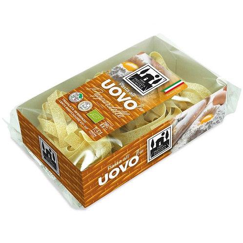 Durum Wheat Egg Pappardelle 250g 1800 Pregiata Dimora