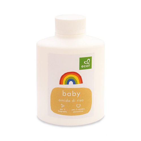 Rice Starch for Nappy Change 150g