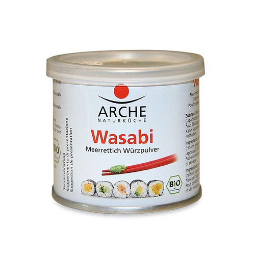 Wasabi Powder 25g Arche