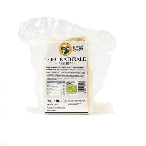 Tofu Natural Premium 600g Sun Soy Food