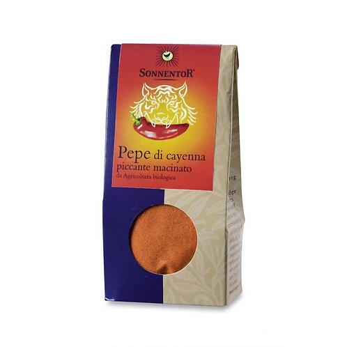 Ground Cayenne Pepper 40g Sonnentor