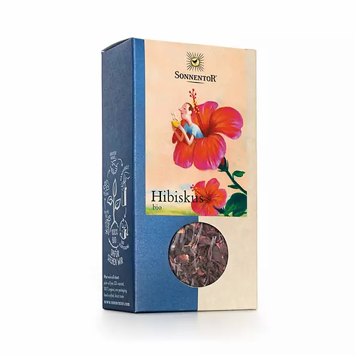 Hibiscus (Red Mallow) Loose 80g Sonnentor