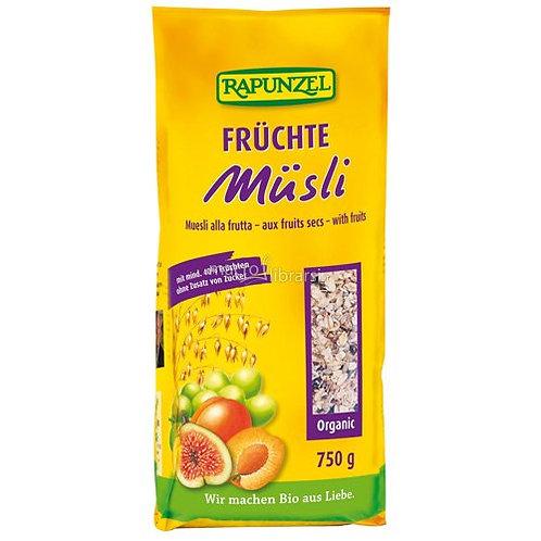 Muesli with Fruit 750g