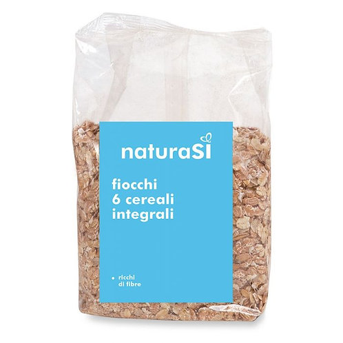 Wholemeal 6 Mixed Cereal Flakes 500g