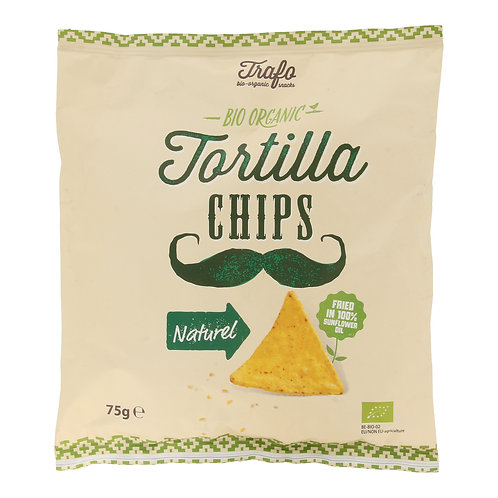 Tortilla Chips - Natural 75g