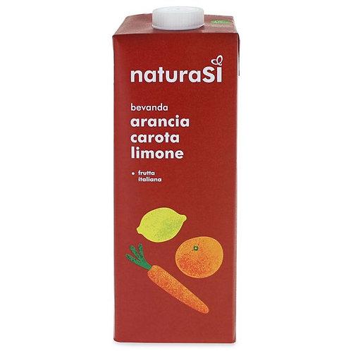 Orange, Carrot & Lemon Drink 1L NaturaSi