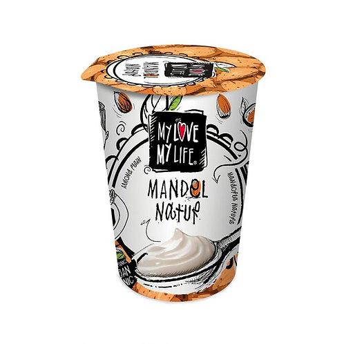 My Love My Life Almond Natural Yogurt 400g