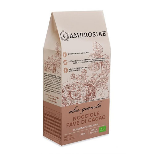 Granola with Hazelnuts & Cocoa Beans 250g