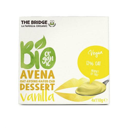 Oat Vanilla Dessert 4x110g
