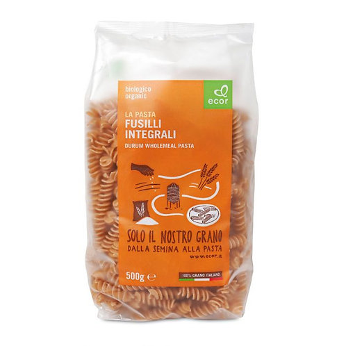 Durum Wholemeal Fusilli 500g