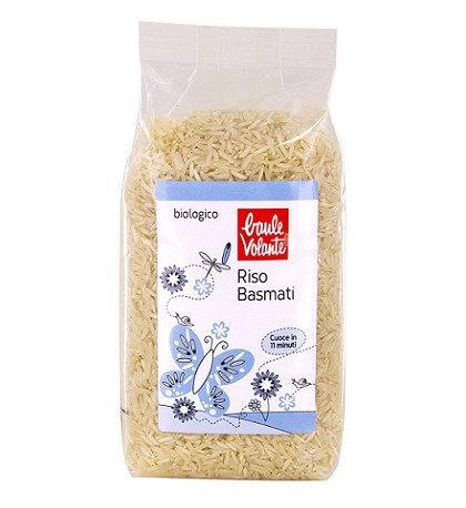 Basmati White Rice Baule Volante 500g