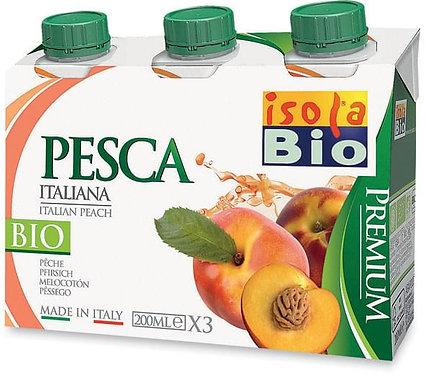 Premium Peach Juice 200mlx3