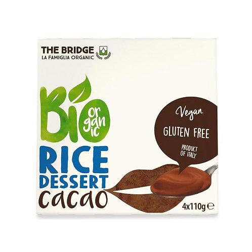 Rice Cocoa Dessert 4x110g