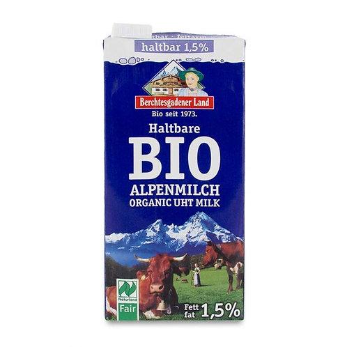 UHT Semi Skimmed Milk 1.5% 1L