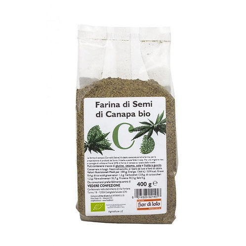 Hemp Seed Flour 400g