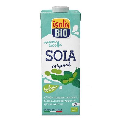 Soya Drink Natural Isola Bio 1L