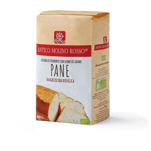 Wheat Flour Mix for Bread 1kg Antico Molino Rosso
