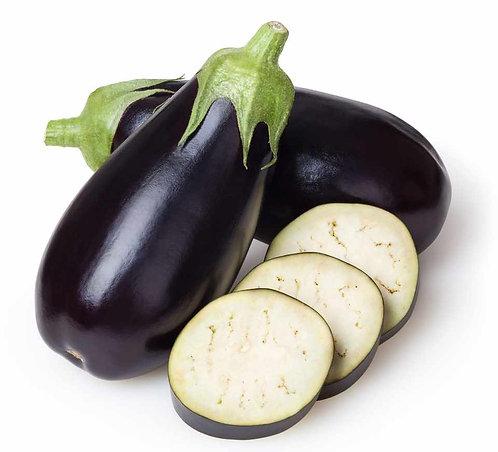 Aubergines Purple Per Kg