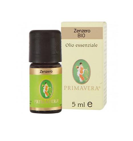 Ginger Essential Oil 5ml Primavera