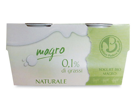 Low Fat Natural Yoghurt 125x2g