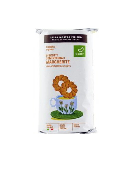 Semi-Wholemeal Wheat Biscuits 380g