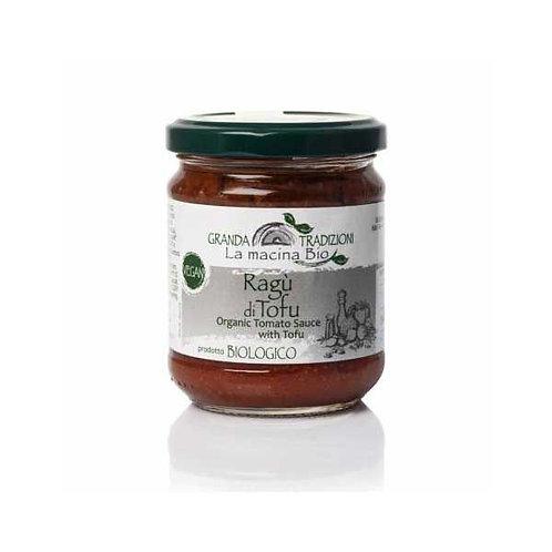 Tomato Sauce with Tofu 180g