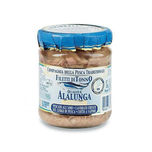 Tuna Fillets in Brine 200g