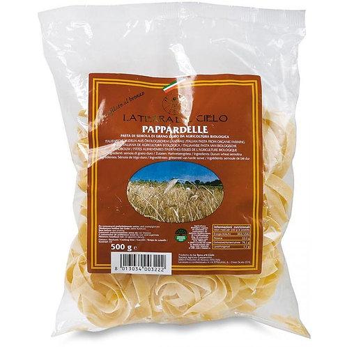 Durum Wheat Pappardelle 500g