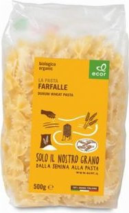 Durum Wheat Farfalle 500g