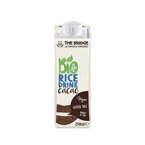 Rice & Chocolate Drink 250ml The Bridge