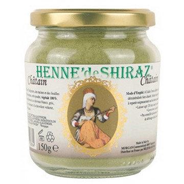 Henne De Shiraz Chestnut 150g