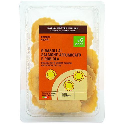 Girasoli with Smoked Salmon and Robiola Cheese 250g