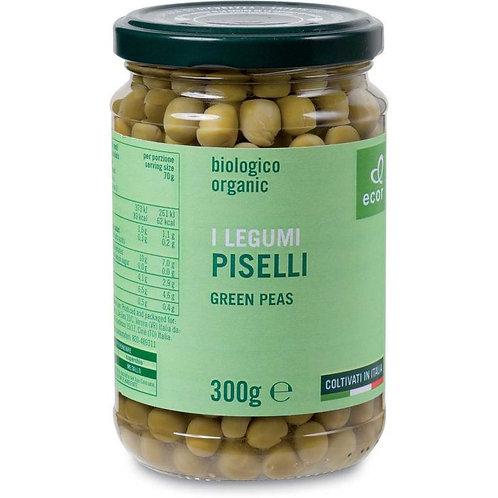 Green Peas in Brine 300g Ecor