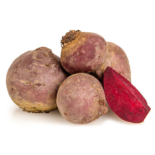 Beetroot Red W/Leaves per kg