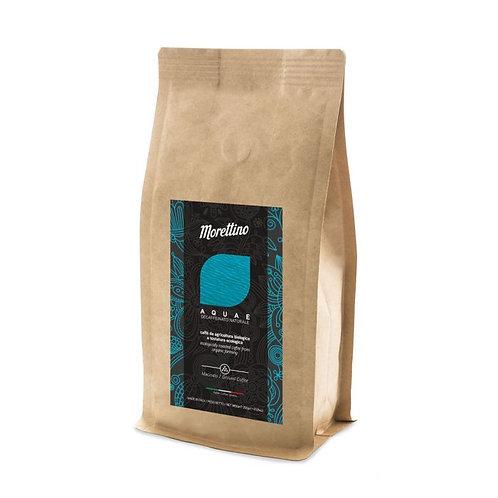 "Decaffeinated Peruvian Arabica ""Aquae"" Ground Coffee 200g"