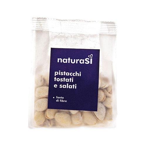 Roasted & Salted Pistachios 125g NaturaSi